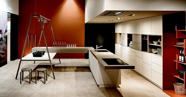kuchyň luxusní