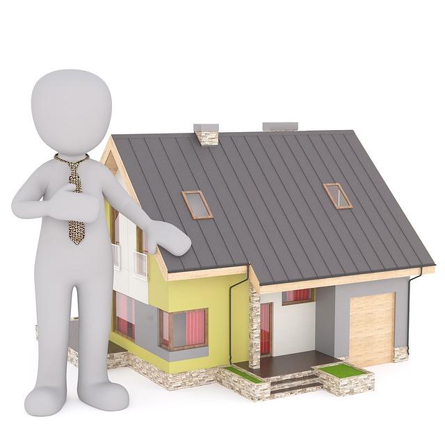 izolovaný dům