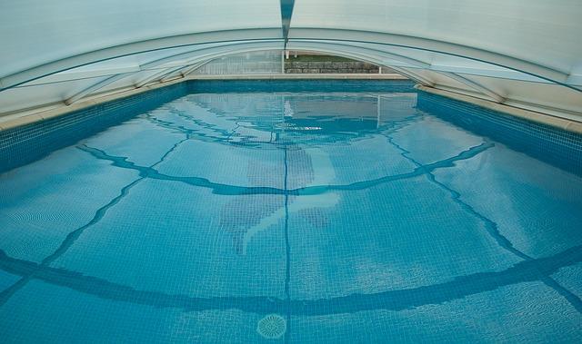 zastřešení bazén