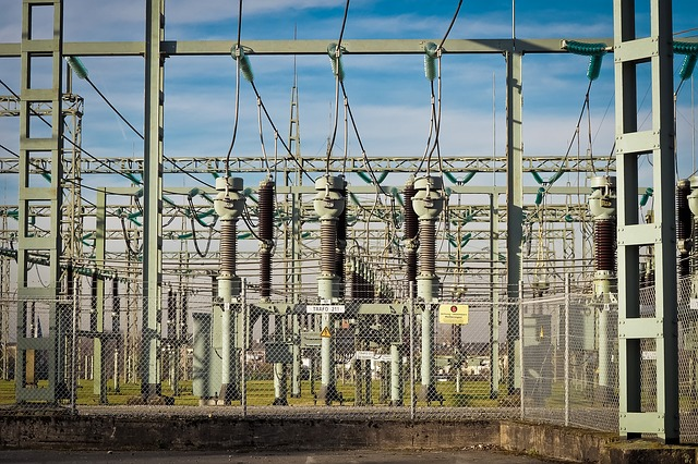 elektrocentrála