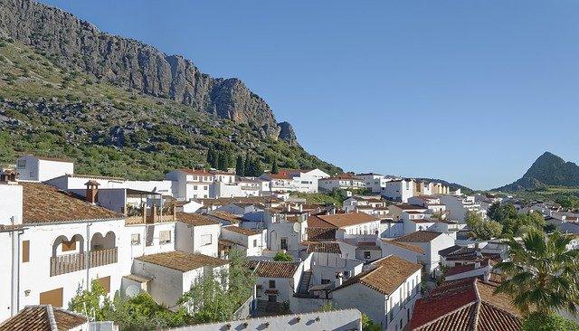 španělské domky