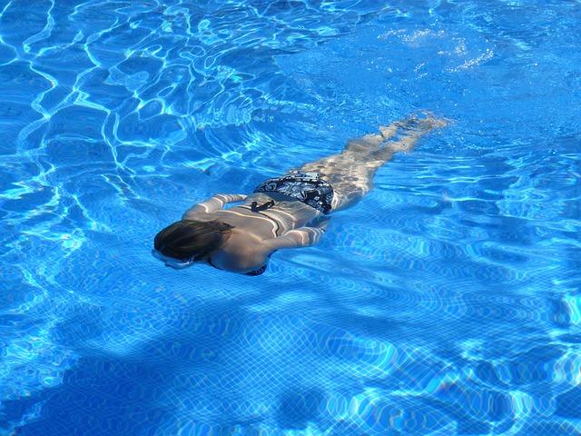 hluboké potápění