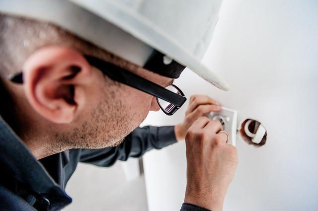 instalace vypínače
