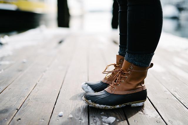 boty od sněhu